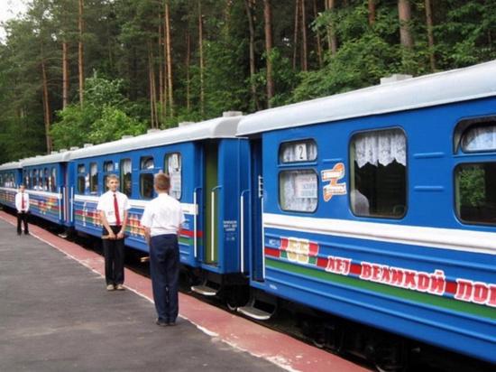 Детская железная дорога откроет очередной сезон в Хабаровске
