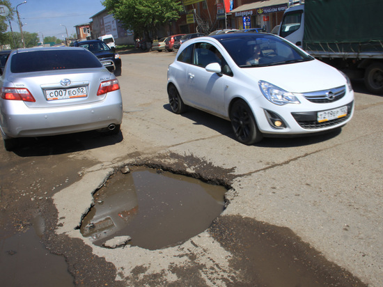 Приложение «Дорожный эксперт» в Башкирии до сих пор работает со сбоями