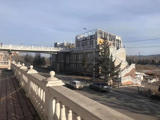 Шашлычки у Центрального парка снесут