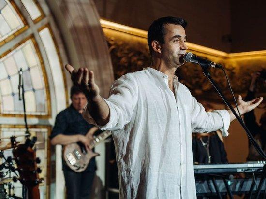 Дмитрий Певцов споёт в Железноводске о Высоцком