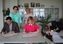 Курская и медвенская школы договорились о сотрудничестве