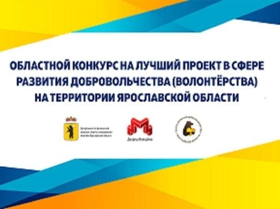 Ярославские добровольцы могут получить гранты