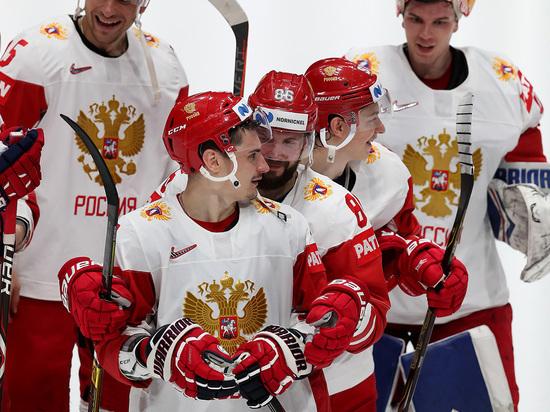 Россия - США: онлайн-трансляция четвертьфинала ЧМ-2019 по хоккею