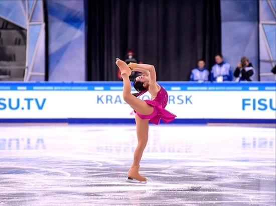 Красноярск примет Чемпионат России по фигурному катанию