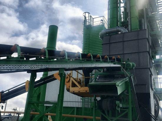 Новый асфальтобетонный завод откроется в ЯНАО грядущим летом
