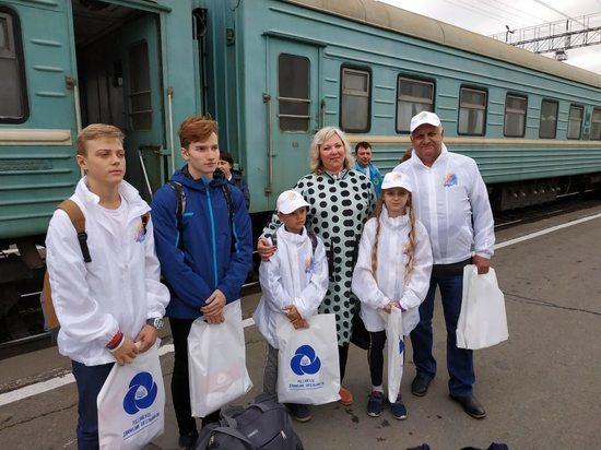 Курганец стал самым сильным школьником России