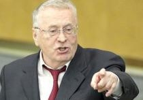Жириновский предложил Зеленскому референдум по Крыму