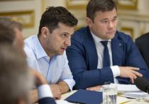 Зеленский сначала займется реформой своей администрации