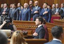 На Украине появилась петиция об отставке Зеленского