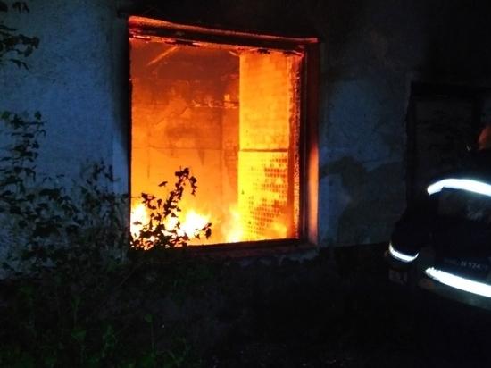 Труп неизвестного нашли после пожара в Новочебоксарске