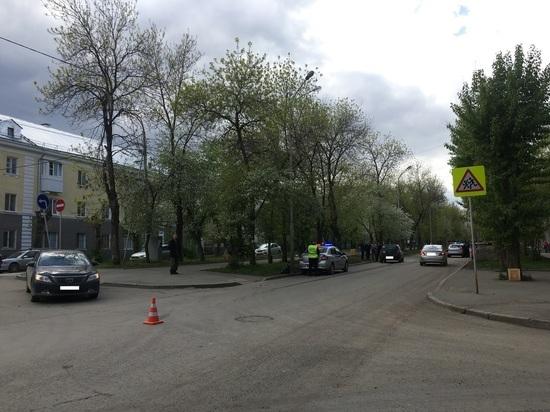 В Екатеринбурге в ДТП пострадали два ребенка