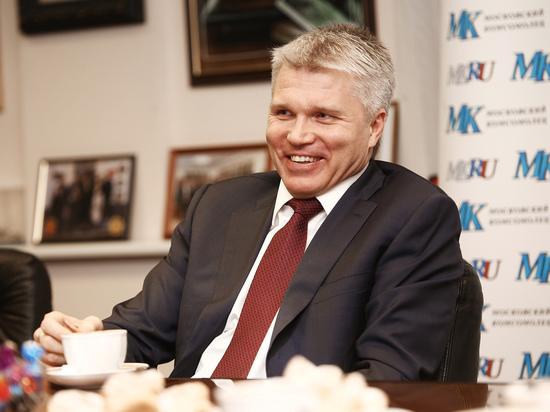 Колобков заявил, что на подготовку к Олимпиаде-2022 нужно 11,5 миллиарда