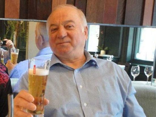 Сергей Скрипаль позвонил племяннице: аудио