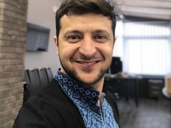 Зеленский по-русски объявил о цифровизации Украины