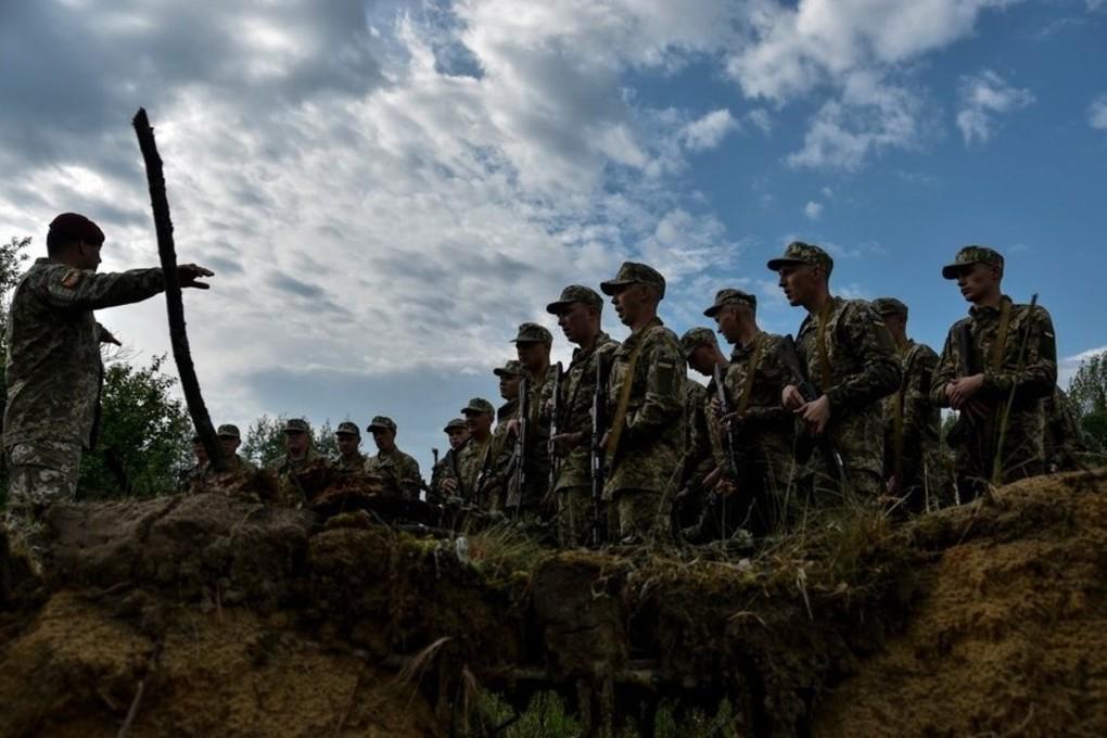 Генштаб Украины проводит опрос военных о переговорах с ДНР и ЛНР