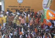 Что приобретет Россия от переизбрания Моди премьером Индии