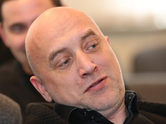 Прилепин прокомментировал приговор соучастнику убийства комбата Гиви
