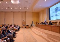 Круглый стол Минфина прошел в правительстве Вологодской области