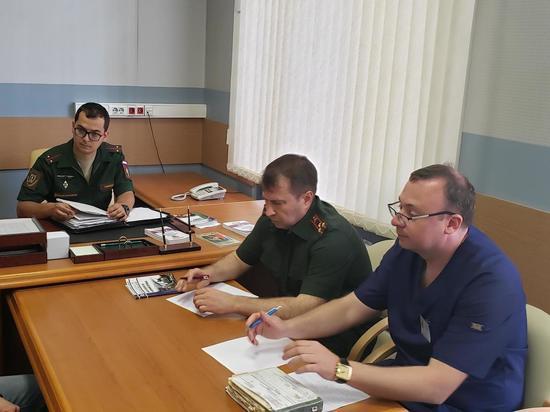 Военные прокуроры добились, чтобы для призывников установили питьевые фонтанчики