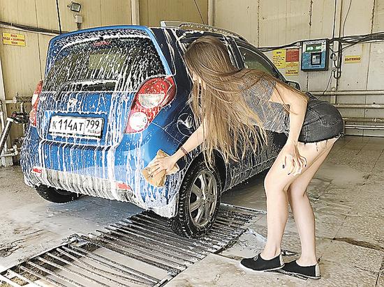 Как сэкономить на мойке автомобиля