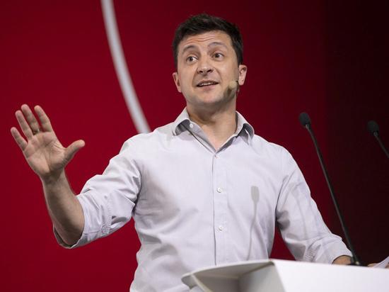 Зеленского обвинили в нарушении закона: «виноват» глава администрации президента