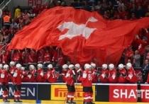 Канада - Швейцария - 3:2