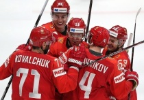 Григоренко забросил четвертую шайбу в ворота США, видео гола
