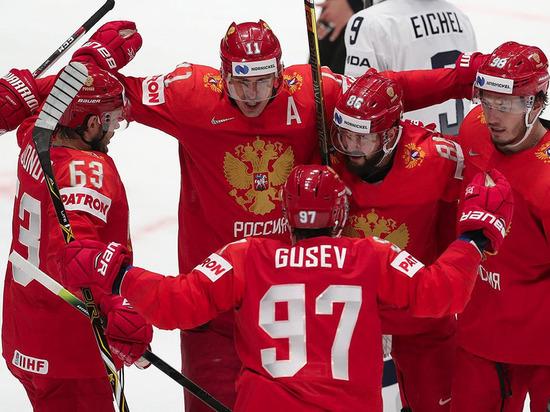 Эксперт положительно оценил игру сборной России в четвертьфинале с командой США