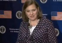 Российские дипломаты пояснили, почему Нуланд не получила визу