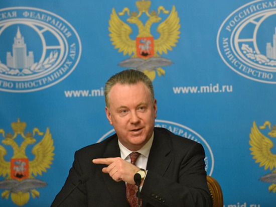 Лукашевич: мы готовы содействовать диалогу между сторонами конфликта в Донбассе