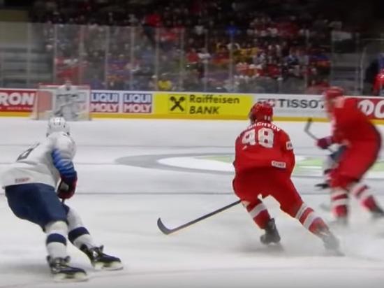 Россия сыграет с Финляндией в 1/2 финала ЧМ по хоккею