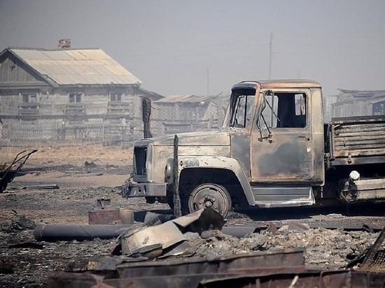 В четырех районах Забайкалья расчистили территории после пожаров