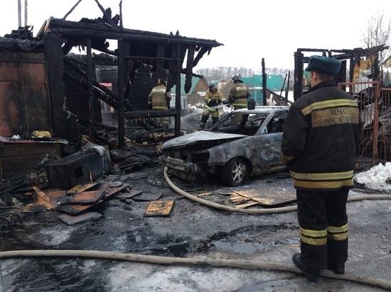 В Башкирии в огне чаще всего гибнут пенсионеры