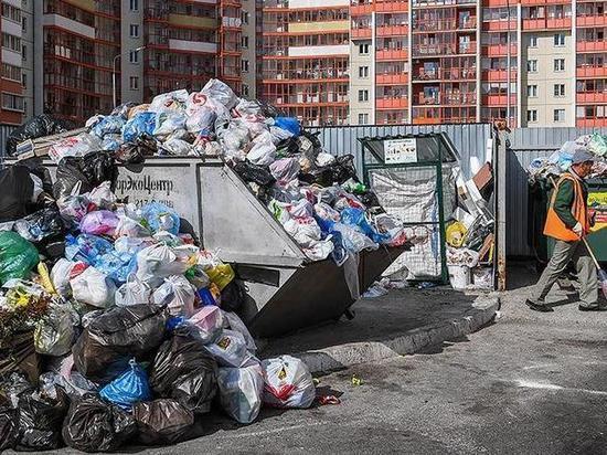 Объем мусора на крымских свалках достиг 55 млн кубометров