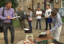 У самовольно торгующих на улицах Кирова будут забирать товар