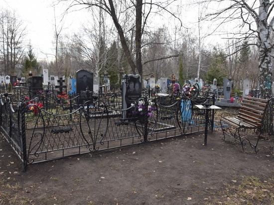 Архангельское кладбище в Ульяновске переполнено и будет закрыто
