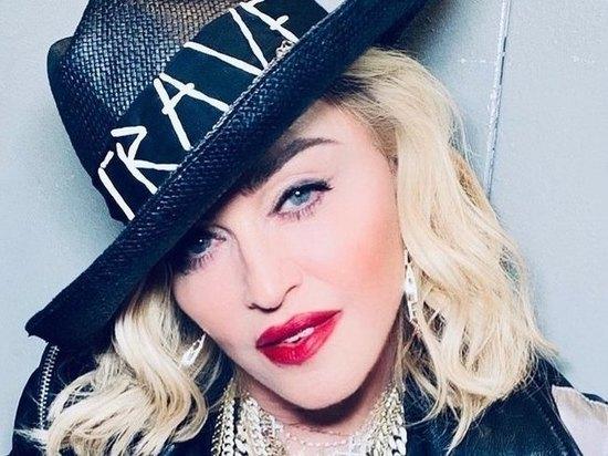 Мадонна прославила танцевальный коллектив из Югры