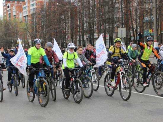 26 мая в Чебоксарах из-за велопарада перекроют несколько улиц