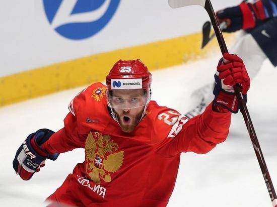 Сборная России сыграет с Финляндией в полуфинале чемпионата мира