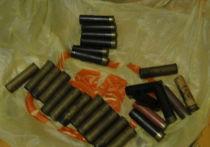 Сестра нашла в доме умершего кузбассовца незарегистрированное оружие