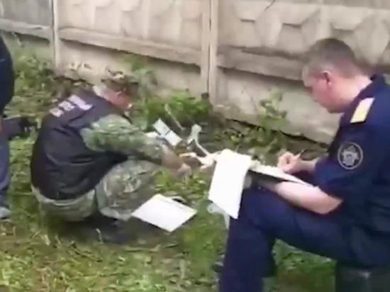 В Туле полицейского расстреляли из его же пистолета