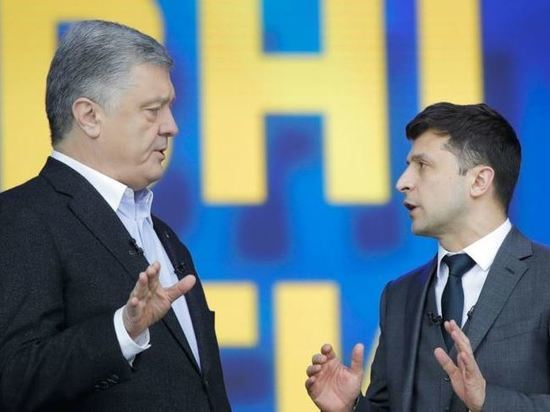 Зеленский отменил указ Порошенко по кадровым перестановкам