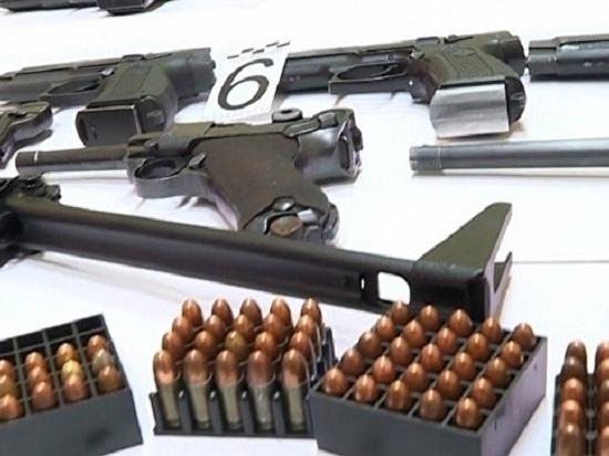 «Стволы» и взрывчатка: в Крыму ФСБ накрыла нелегальный оружейный цех