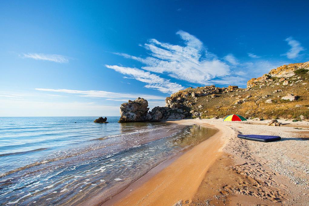 самые лучшие пляжи крыма отзывы фото привыкли, что
