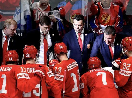 Сегодня в полуфинале чемпионата мира по хоккею сборная России играет против Финляндии