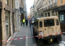 Взрыв в Лионе: велосипедист бросил чемодан с гвоздями в толпу