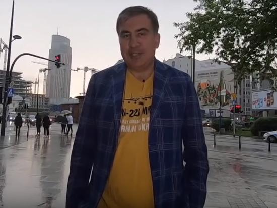 СМИ: Саакашвили может приехать на Украину в среду
