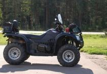 Кузбасских заключённых стали контролировать с помощью квадроцикла
