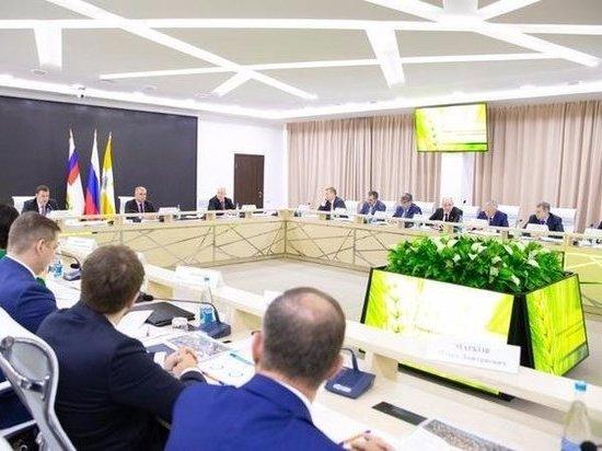 Северный Кавказ должен утроить экспорт продукции АПК