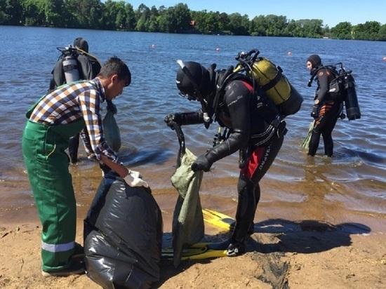 Ярославские спасатели готовят пляжи к купальному сезону